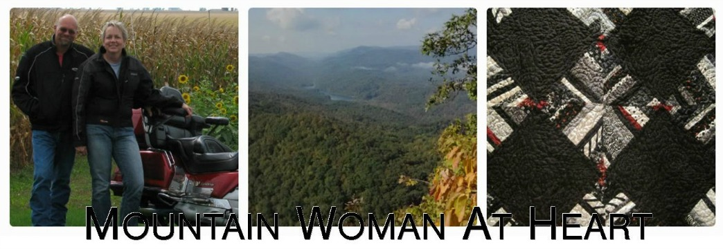                    Mountain Woman at Heart