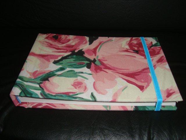 Libreta rosas