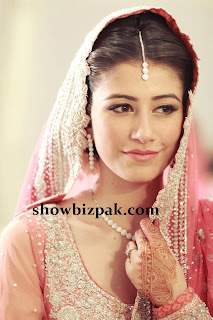 Syra Yousuf Wedding