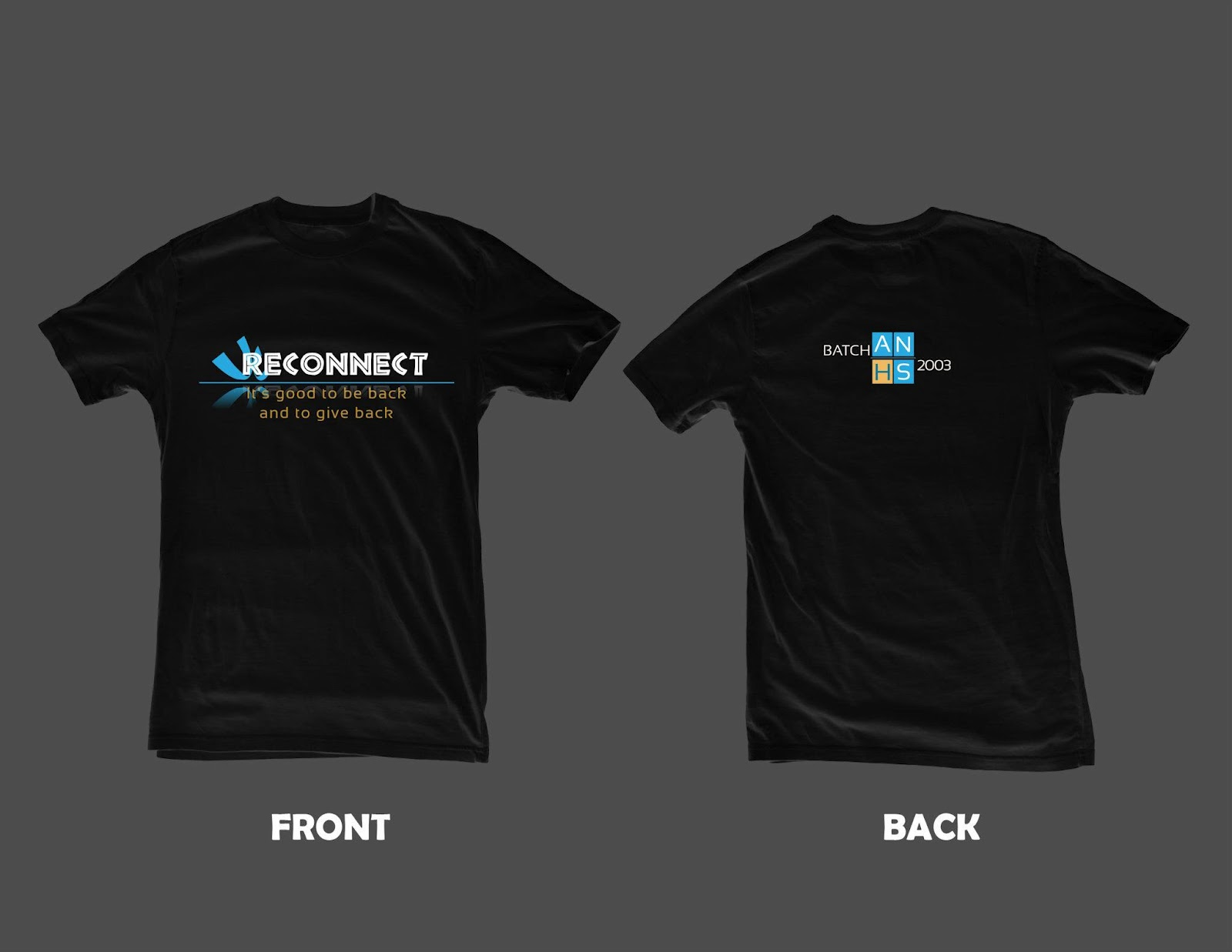 Tshirt design for alumni homecoming - The Official T Shirt Design For The Homecoming