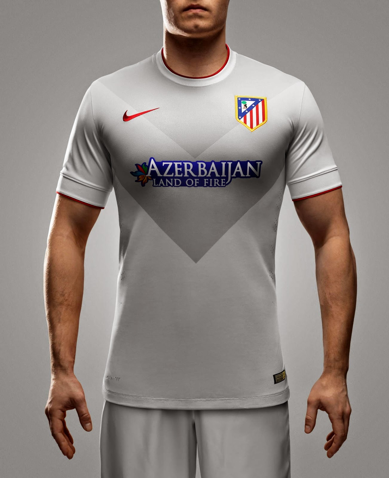 foto Jersey Atletico Madrid Away 2014-15 Terbaru