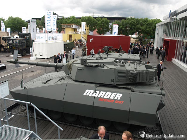 Marder Upgrade