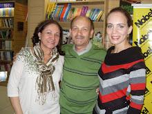 LANÇAMENTO DO LIVRO PAINEL DO TEMPO EM PORTO ALEGRE - 10/2011