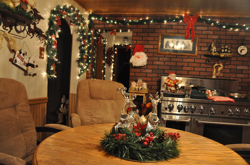 Christmas Decorations Ideas 2012 christmas wallpapers and images and photos: christmas kitchen