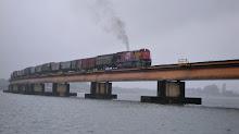 Ferrovia de Carga em Itapema