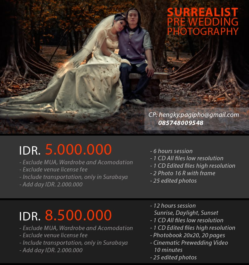 PAGIPHO ART PREWEDDING PHOTOGRAPHY