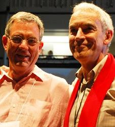 Tim Stevenson & Gary Paterson.