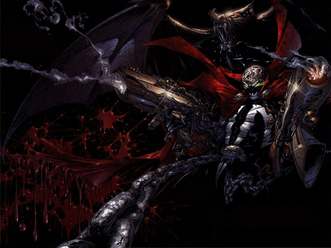 Wallpaper DB Spawn Hd