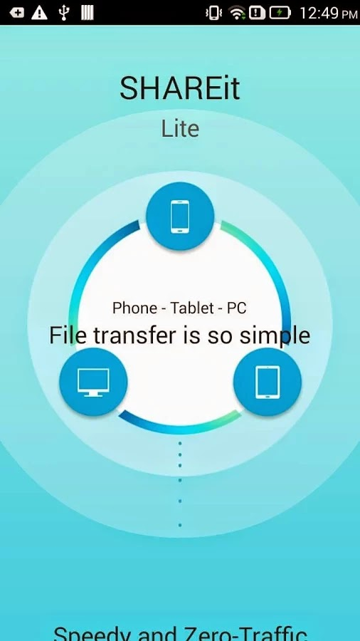SHAREit - Connect & Transfer v3.0.8_ww