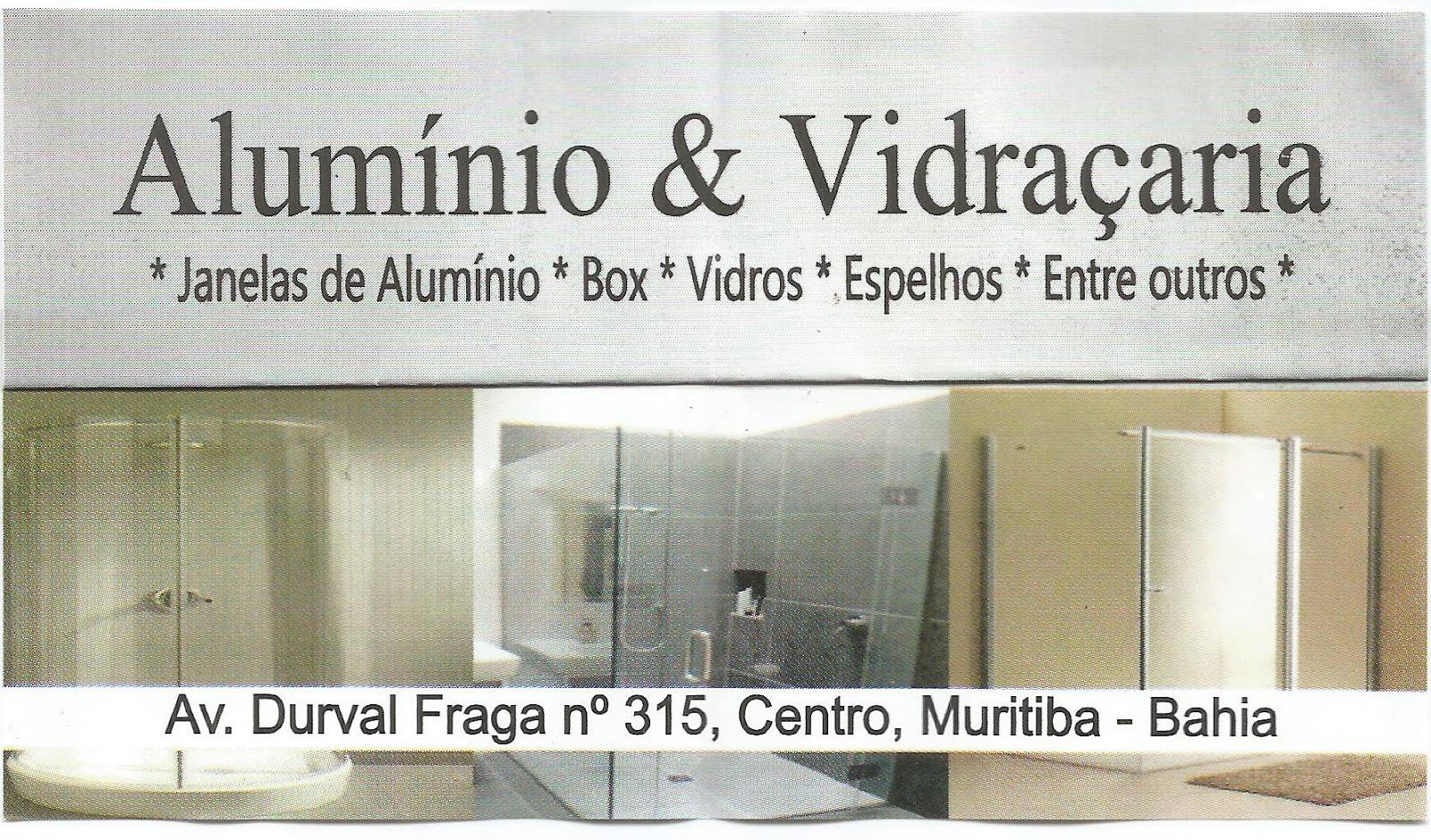 Alumínio e Vidraçaria