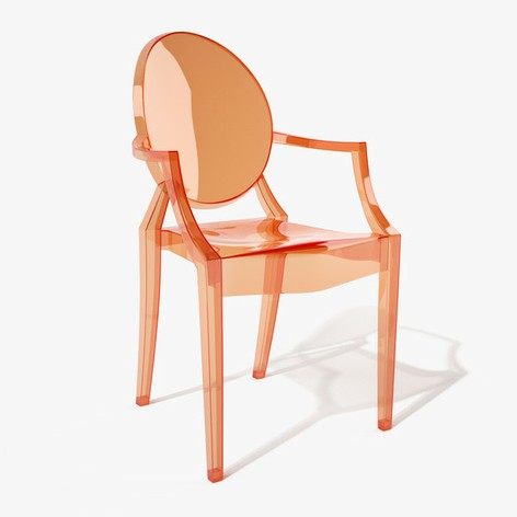 Superior I Think That I Will Buy One To Show Them, And If They Do Not Like It, I  Will Keep It Because The Louis Ghost Chair Is Just Cool.