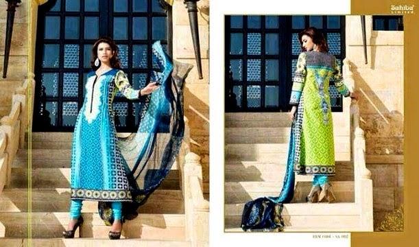 splendid Pakistani dress brand Maria B