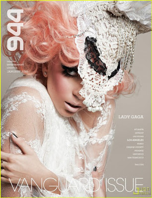 Editorialized: Lady Gaga Magazine Covers