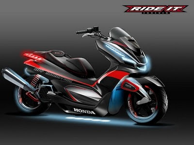 Modifikasi Honda PCX Model Ride It-2.jpg