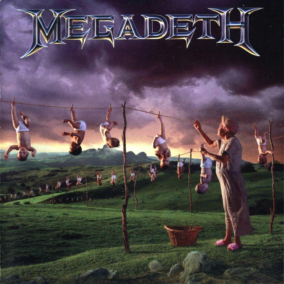 Megadeth Youthanasia Album