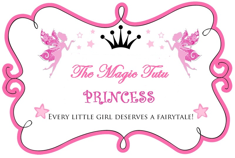 THE MAGIC TUTU PRINCESS
