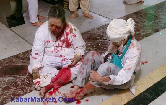 masjidil haram roboh