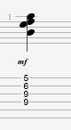 Allan Holdsworth guitar chord harmony