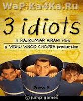 3 Idiots Movie Game 240x320 Screenshot