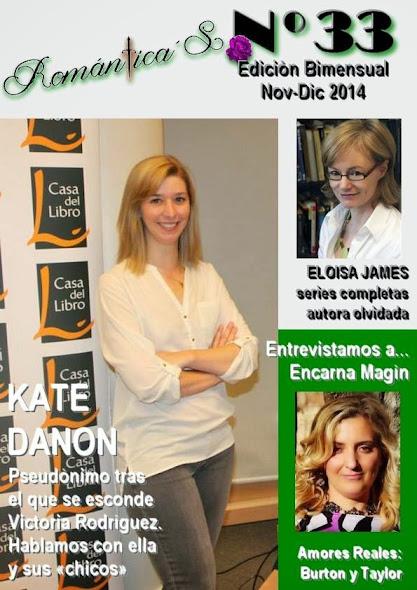 Revista RománTicas, Nº33
