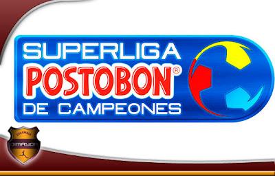 Calendario de la Superliga Postobon de Campeones 2013