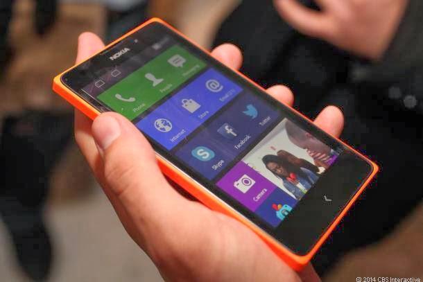 Nokia Xl(Nokia Android)