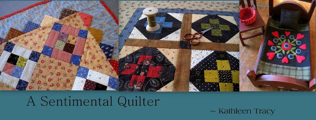 A Sentimental Quilter