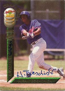 1994 Signature Rookies Hiram Bocachica