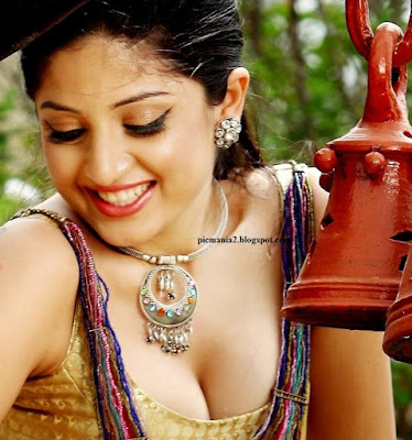 Poonam Kaur exposing hot and rare cleavage image gallery