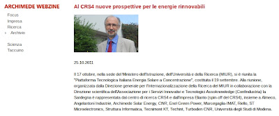 Energie Rinnovabili CRS4