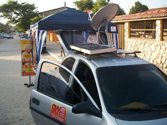Auto Show Sky