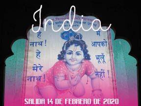 Viaje a la India con San Telmo Yoga