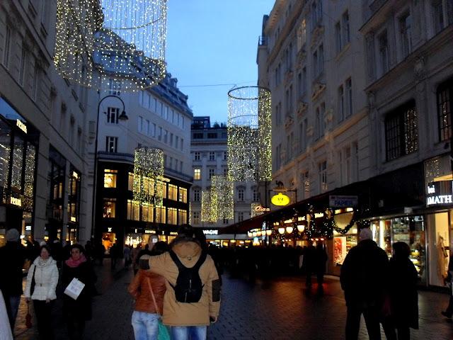 Wiedeń Stephanplatz plac Stefana