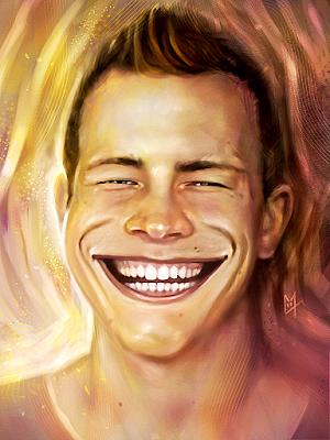Jerome Jarre portrait 2