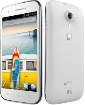 Micromax A92 Canvas Lite 5-inch Android Phone