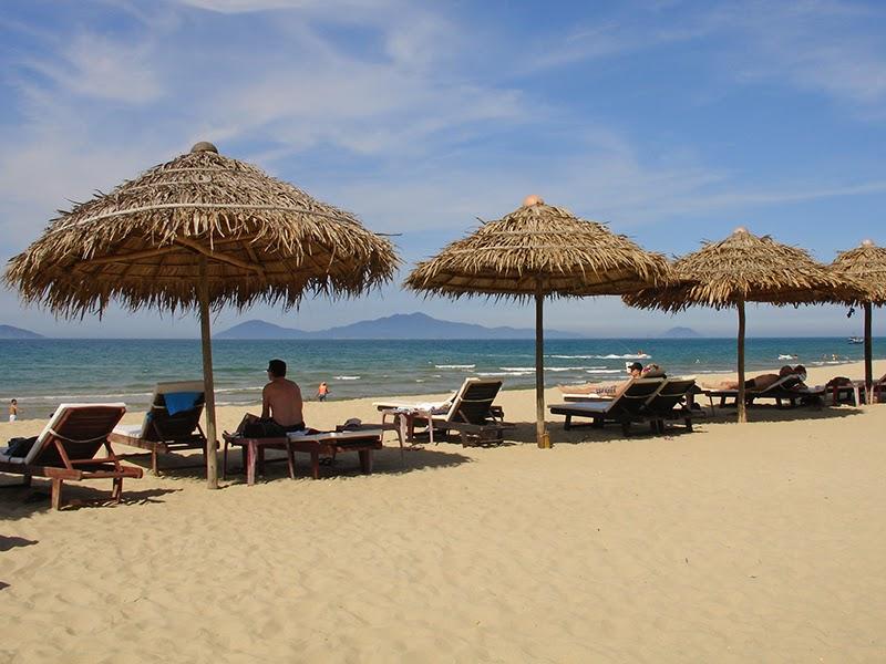 Photo de la plage de Cua Dai au Vietnam