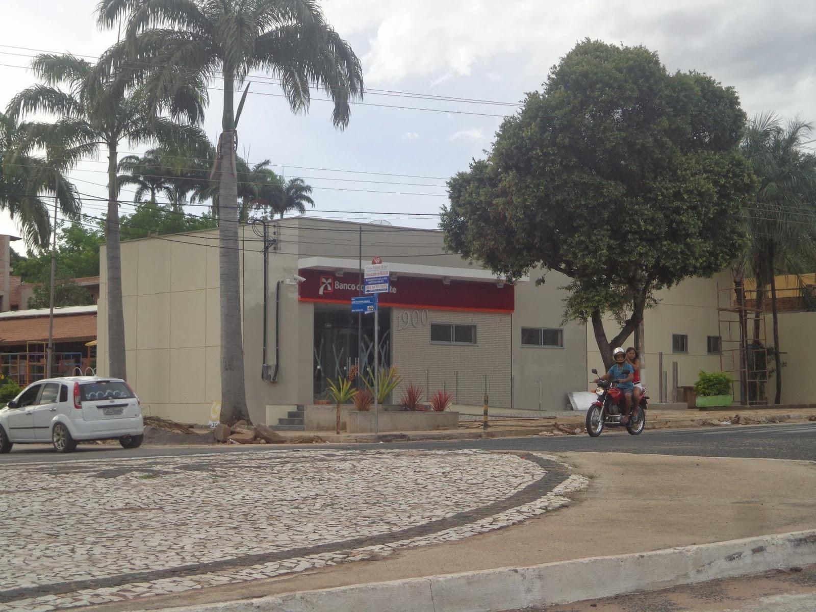 Nova agência do Banco do Nordeste em Juazeiro do Norte.