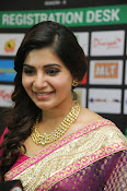 Samantha gorgeous photos in saree-thumbnail-8