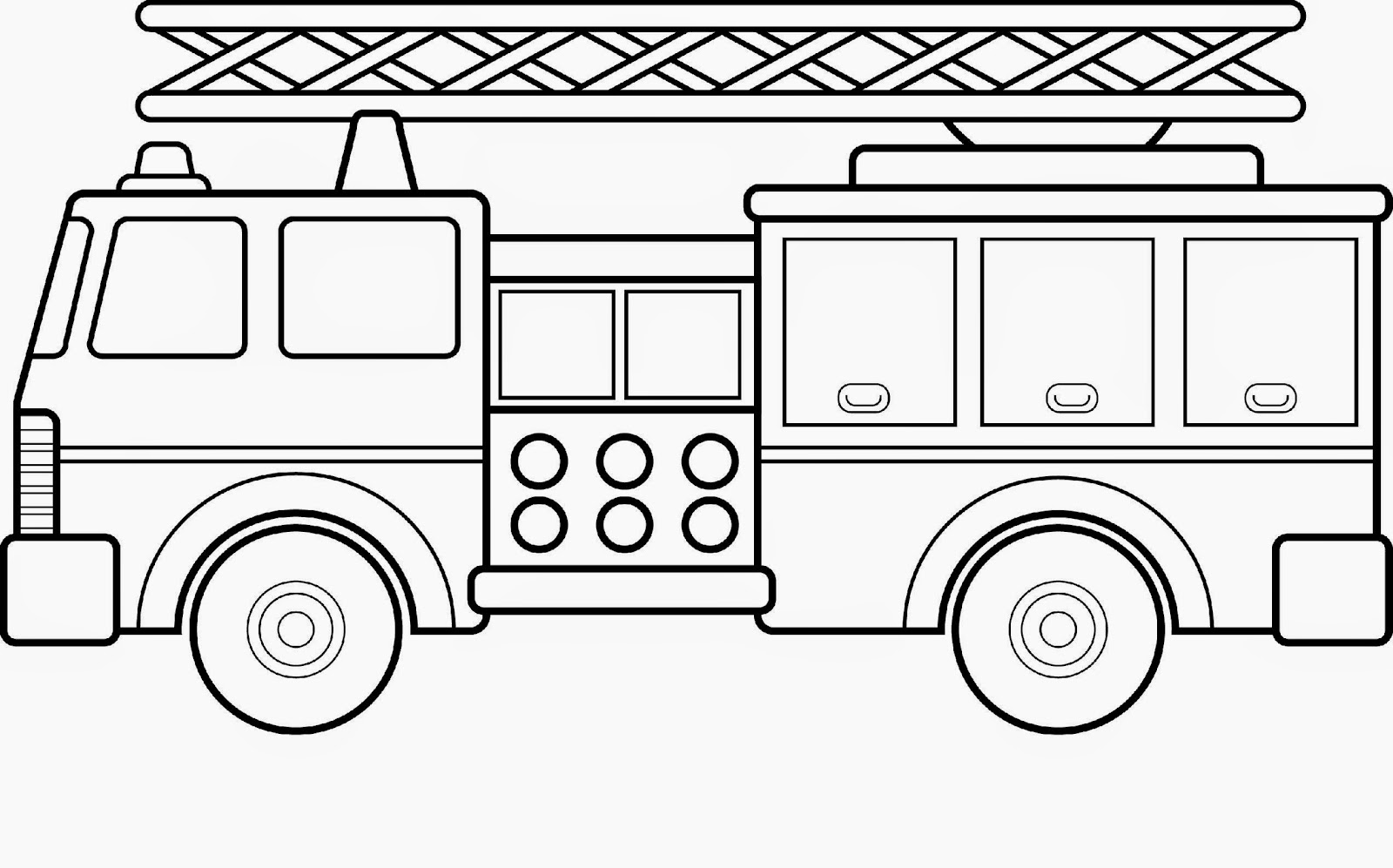 Truck coloring sheets free coloring sheet for Free truck coloring pages