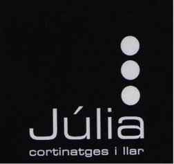 Cortinatges Júlia