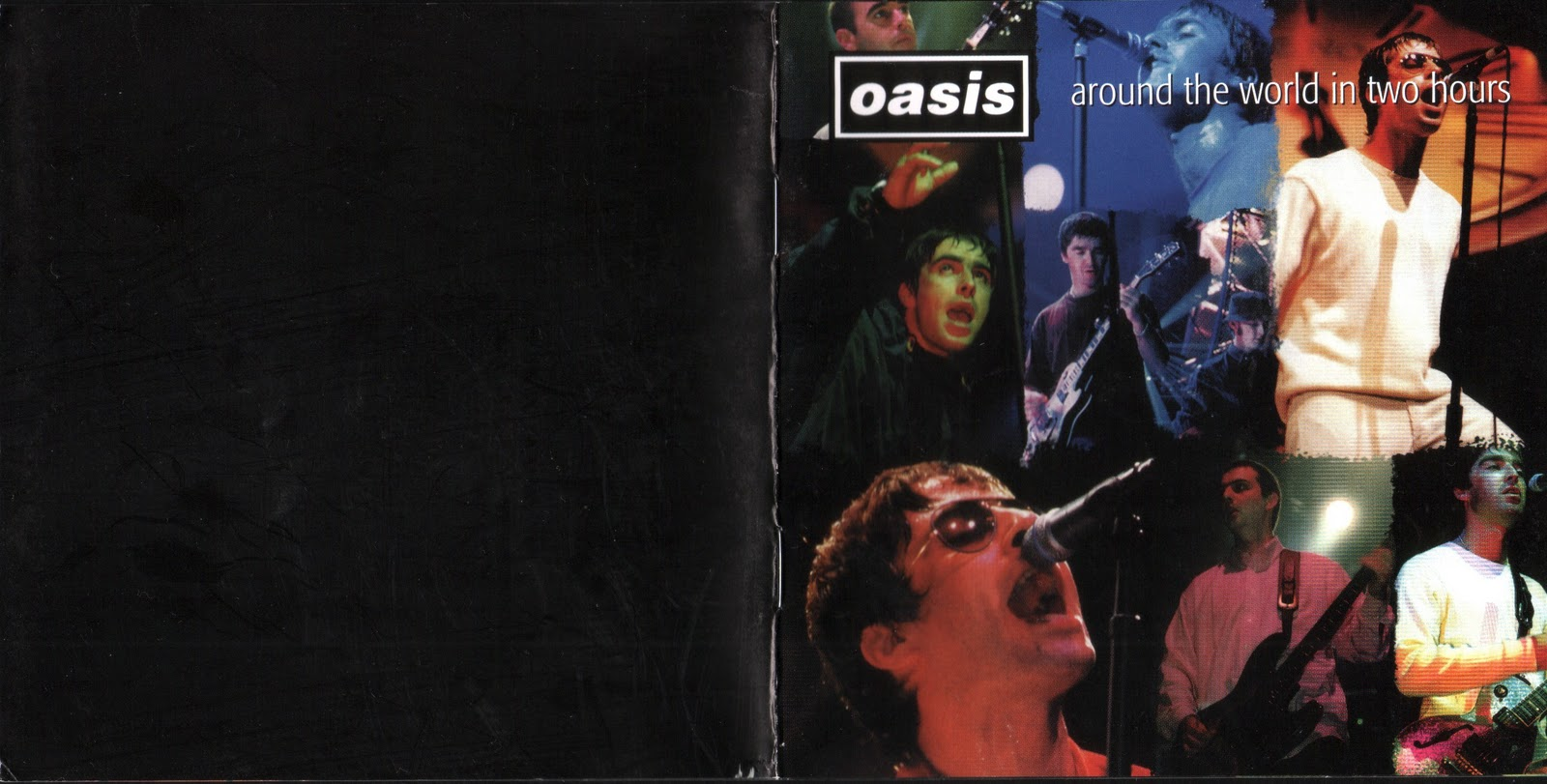 Oasis Bootlegs From Fuckuoka: Around The World In Two Hours (TB ...