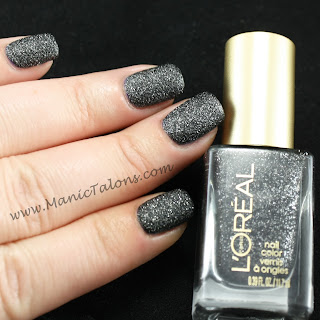 Loreal Rought Around the Edges Swatch
