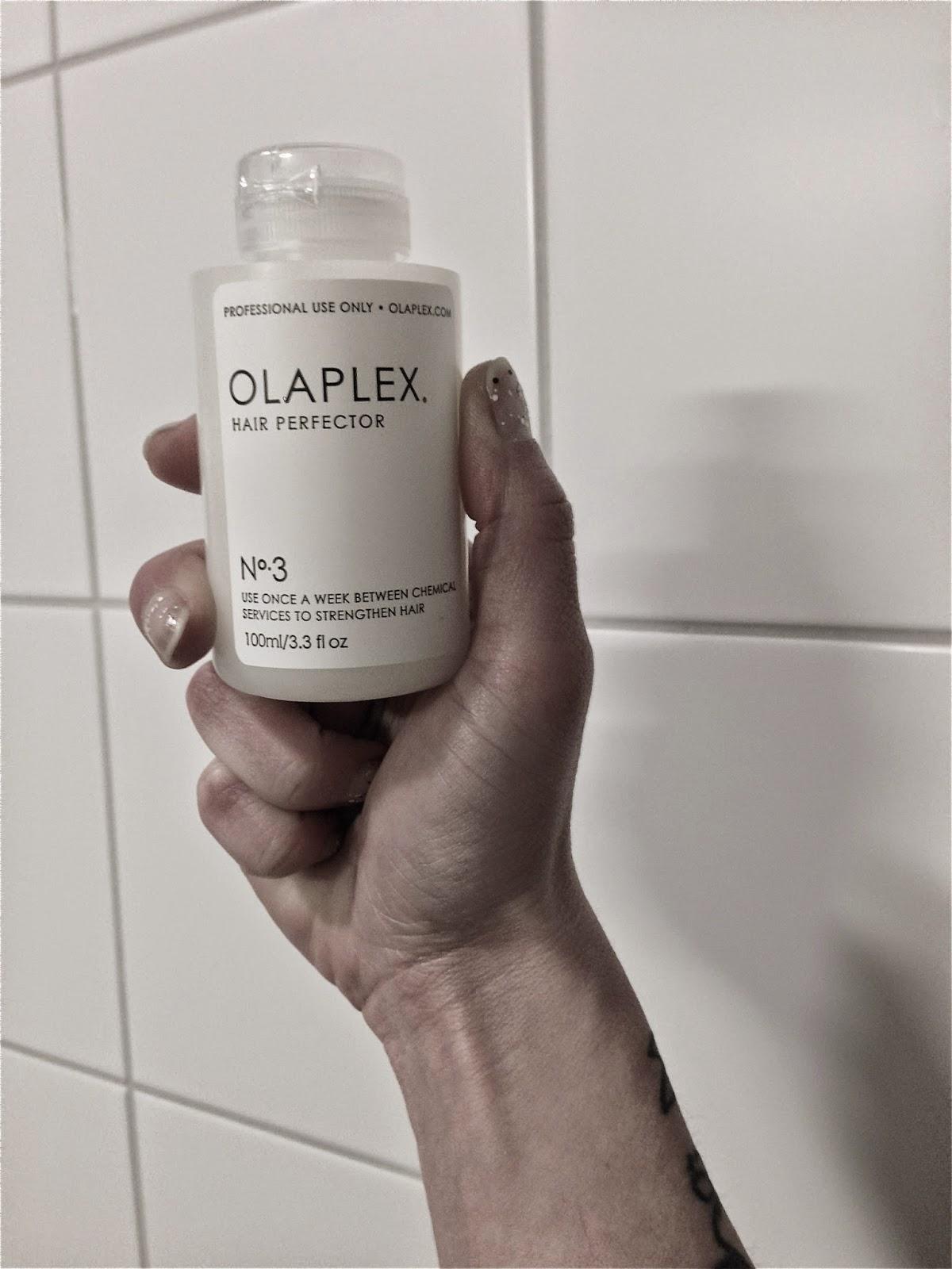 Oleplex, home treatment, Nr 3, Hair Perfector