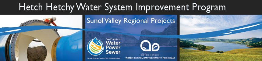 Water System Improvement Program Sunol Valley