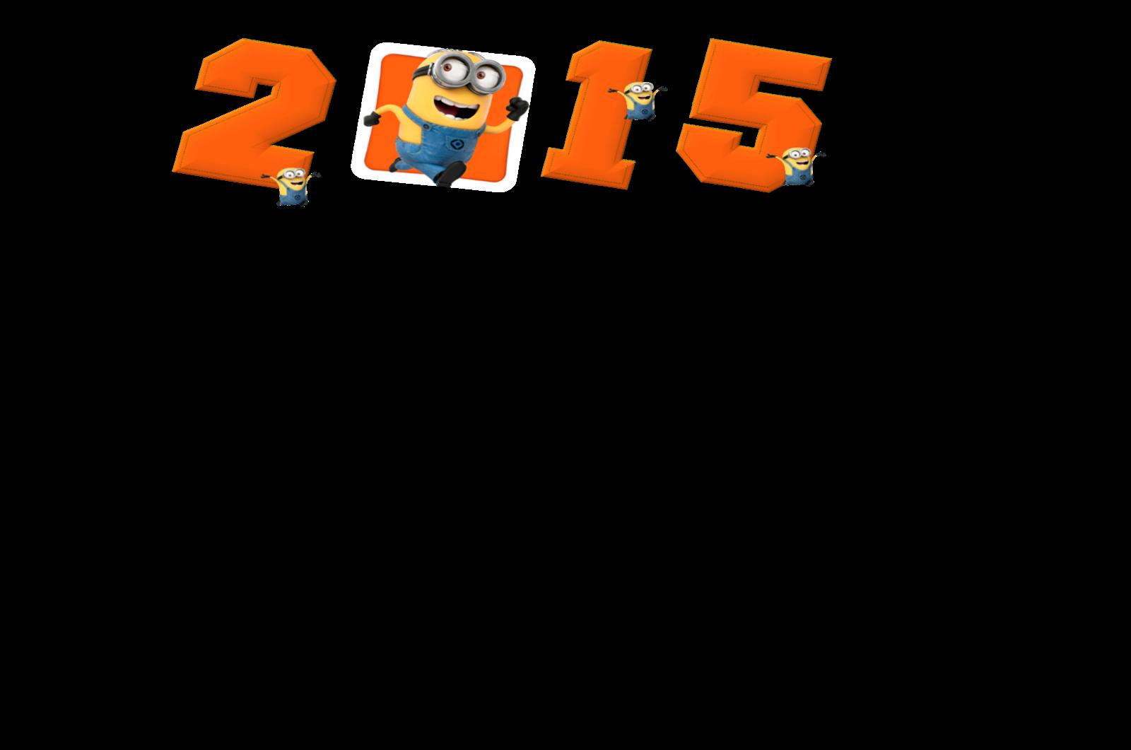 2015 infantil para imprimir