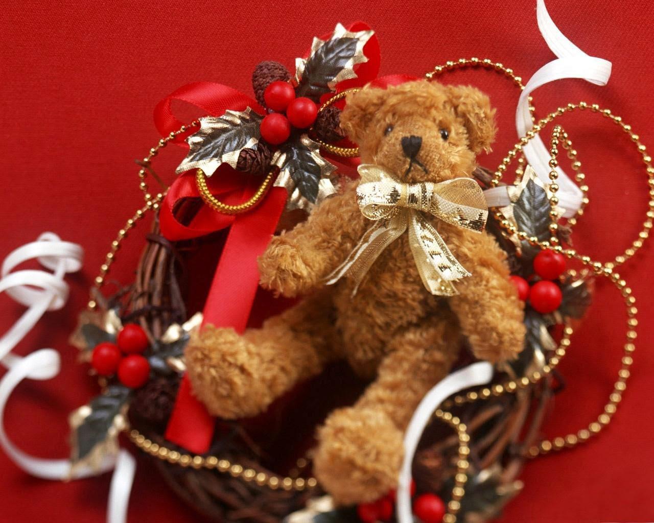 Sweet cute teddy bear wallpapers - photo#24