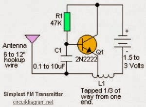 simple+fm+transmitter big brain fm radio station notes part 24 GM Radio Wiring Diagram at gsmx.co