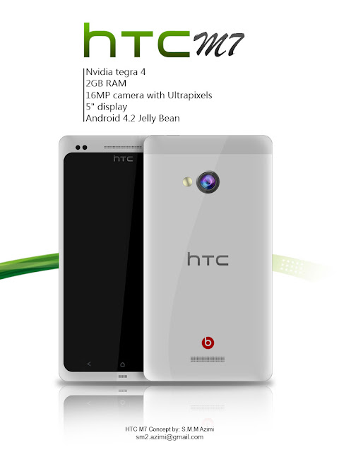 HTC ONE M7 Google Android Mobile Phone Images and Features Photos 1