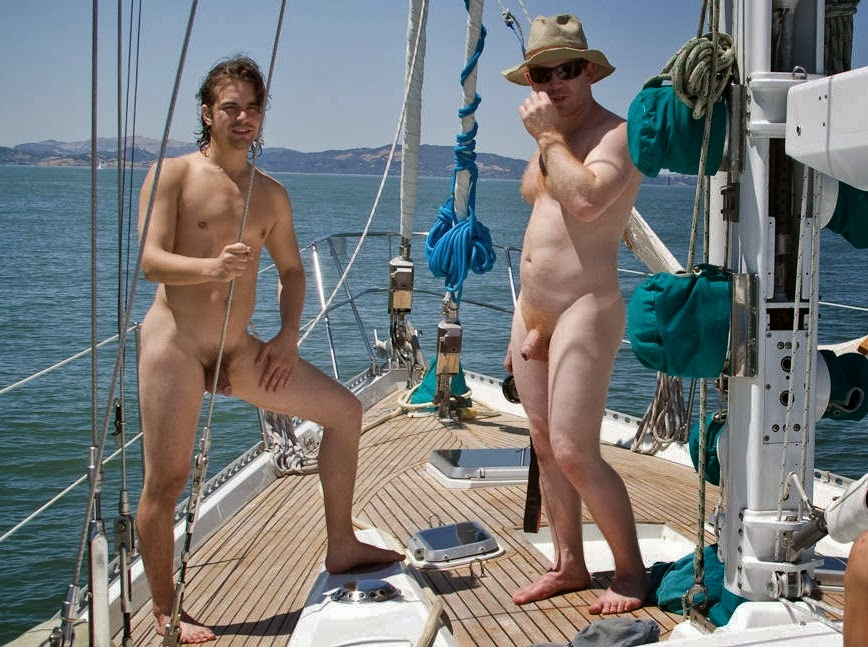 from Anderson gay guys on a boat