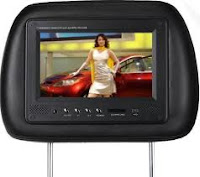Car Lcd Tv Monitor